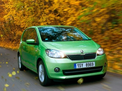 GROUP A: SKODA CITIGO AUTOMATIC