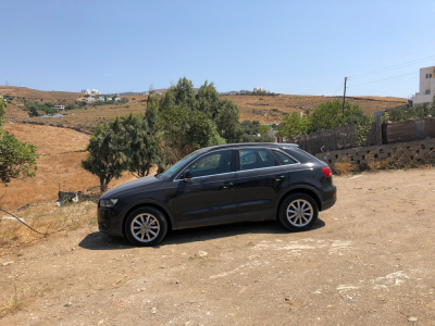 Group J1: Audi Q3 4WD Petrol Manual