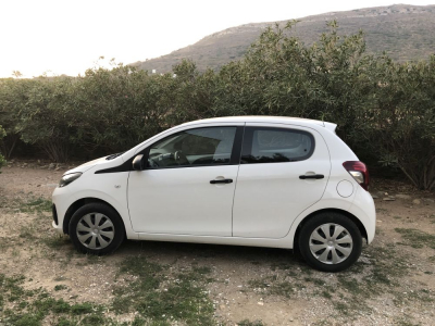 Group A: Peugeot 108 Petrol Manual