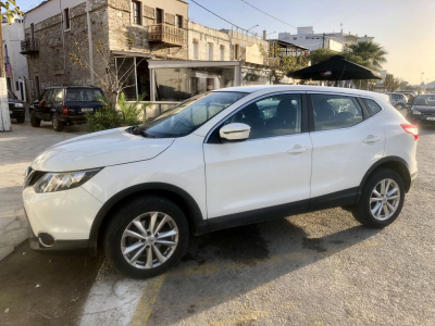 Group J1: Nissan Qashqai Manual